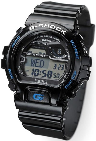 Casio-GShock-Bluetooth-Watch