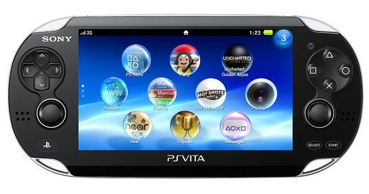 sony ps vita clipset