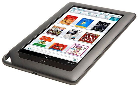nook tablet nook2android