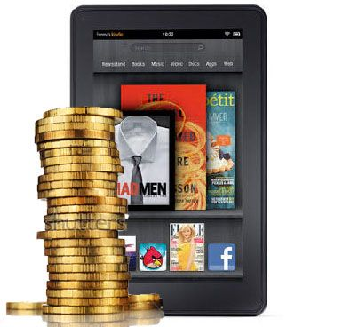 kindle fire price cost