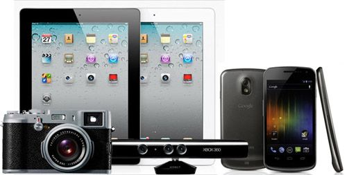 top 10 gadgets 2011 year