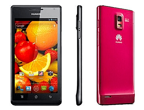 HUAWEI-ascend P1 S