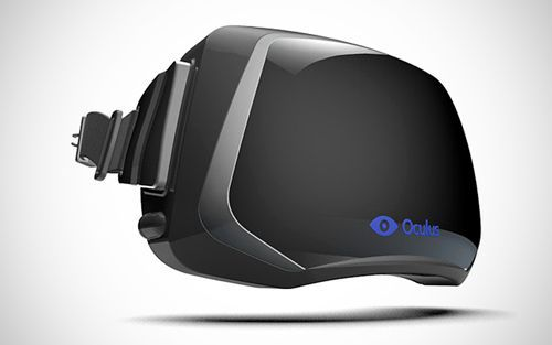 Oculus Rift, casco de realidad virtual