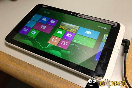 acer iconia w3 windows tablet 8 1