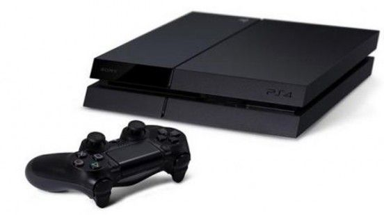 PS4 with controller-470-75