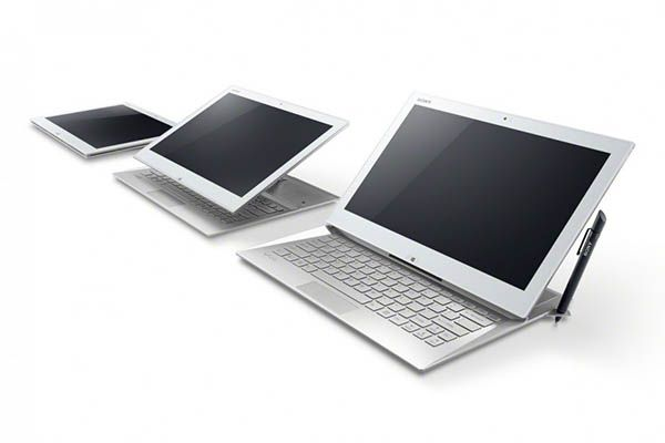 Sony VAIO Duo 13 tablet ultrabook clipset