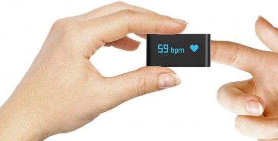 Withings Pulse frecuencia cardiaca Clipset