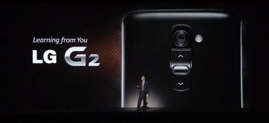 LG G2 Learning from you clipset