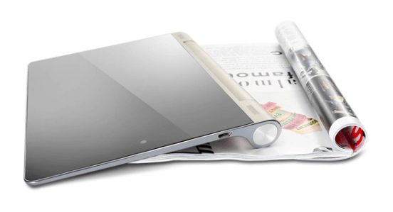 Yoga-Tablet-with-Magazine