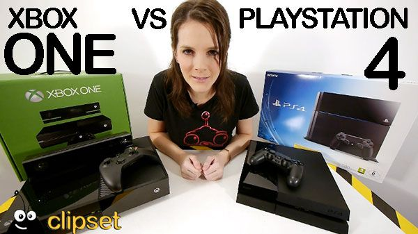 Comparativa PlayStation 4 contra Xbox One
