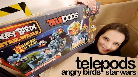 telepods unbox