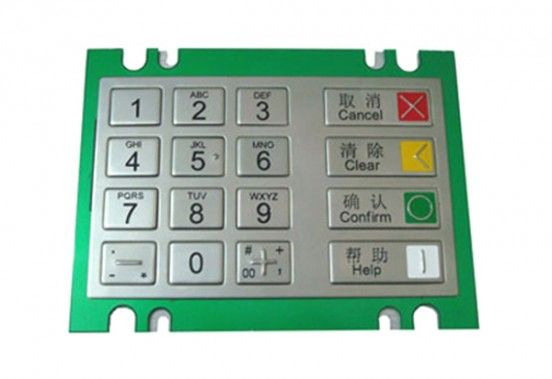USB-for-PS2-Enctypted-ATM-Metal-Numeric-Keypad
