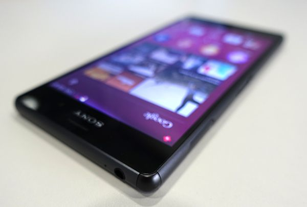 Sony Xperia Z3 unboxing