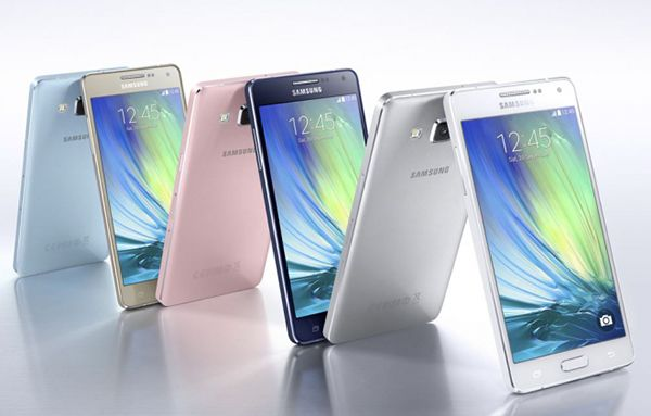 Samsung Galaxy A5, unboxing