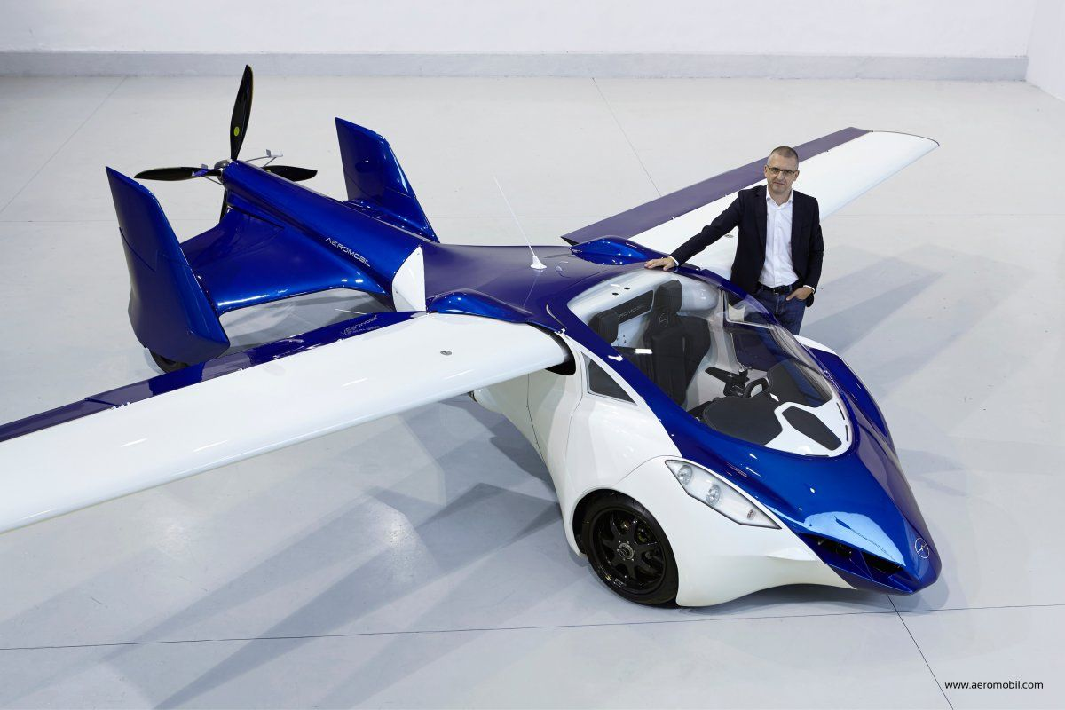 Can We Use Flying Cars In The Future