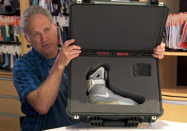 Nike Mag Marty Mcfly Mercadolibre