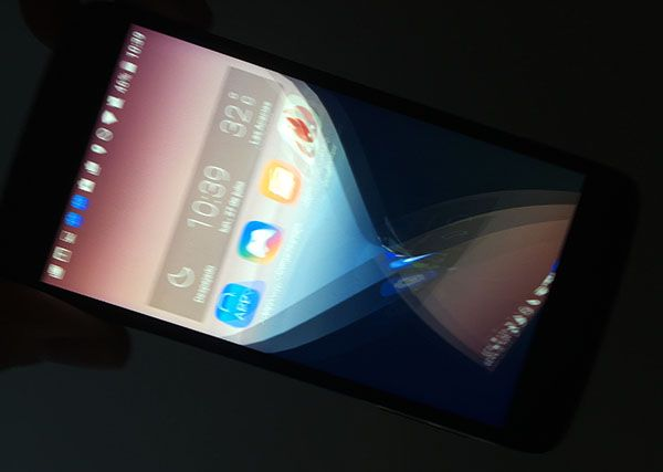 Alcatel Onetouch Idol 3 unboxing