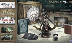 Assassins Creed Syndicate Big Ben Collector´s case unboxing