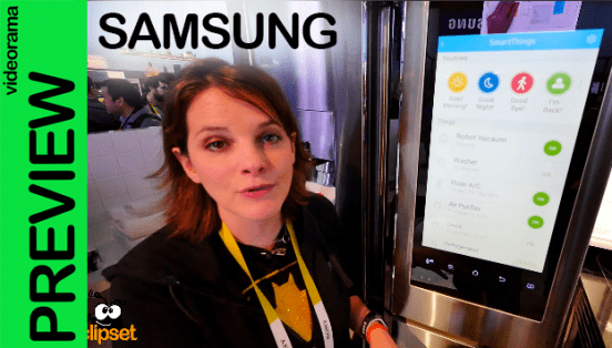 Samsung Family Hub, nevera inteligente preview