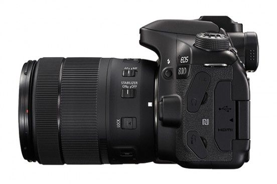 EOS 80D RIGHT