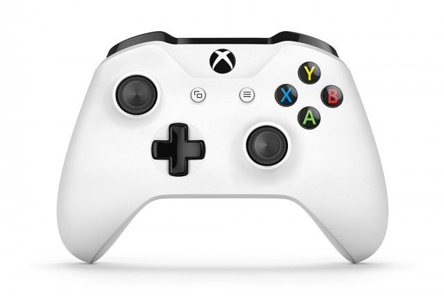 new Xbox Wireless Controller Front