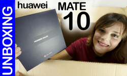 Huawei Mate 10 unboxing